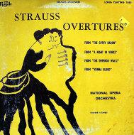 "Strauss Vinyl 10"" (Used)"