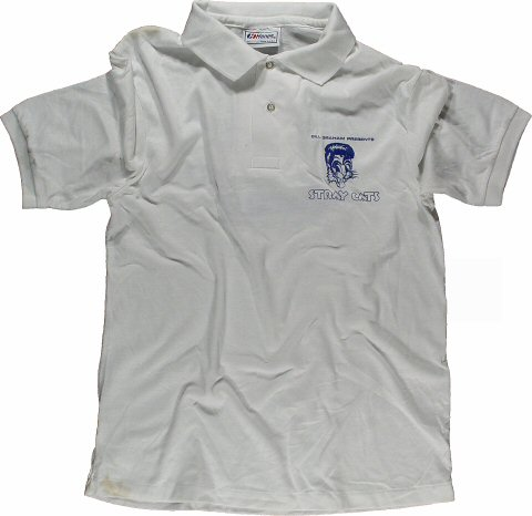 Stray Cats Men's Vintage T-Shirt