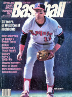 Street and Smith's Baseball Yearbook 1983 Magazine