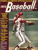 Street & Smith's Baseball Yearbook Magazine