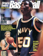 Street And Smith's Basketball Yearbook 1986-87 Magazine