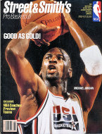 Street & Smith's Pro Basketball 1992-93 Magazine
