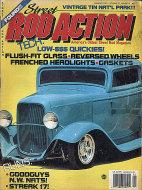 Street Rod Action Vol. 20 No. 1 Magazine