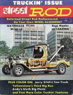 Street Rod Vol. 2 No. 11 Magazine