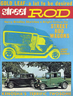 Street Rod Vol. 3 No. 7 Magazine