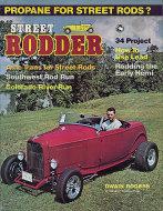 Street Rodder Vol. 1 No. 5 Magazine
