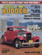 Street Rodder Vol. 2 No. 4 Magazine