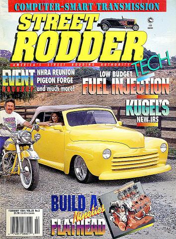 Street Rodder Vol. 23 No. 2 Magazine