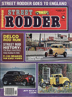 Street Rodder Vol. 5 No. 11 Magazine