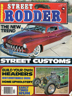 Street Rodder Vol. 7 No. 7 Magazine