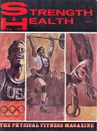 Strength & Health Vol. 36 No. 8 Magazine