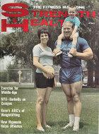 Strength & Health Vol. 40 No. 1 Magazine