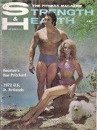 Strength & Health Vol. 40 No. 8 Magazine