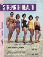 Strength & Health Magazine
