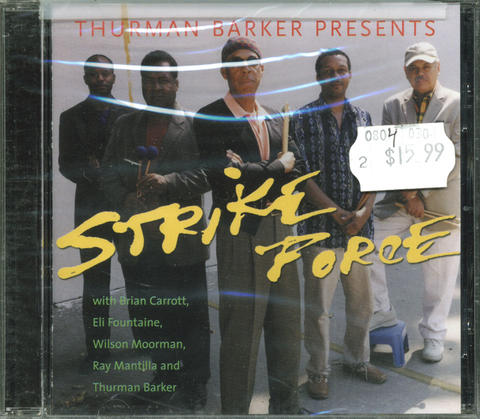 Strike Force CD
