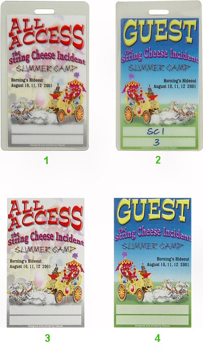 String Cheese Incident Laminate