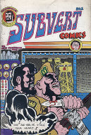 Subvert Comics #1 Comic Book