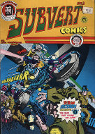 Subvert Comics #3 Comic Book