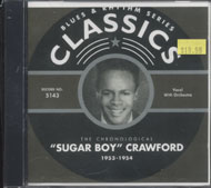 Sugar Boy Crawford CD
