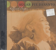 Sugar Pie DeSanto CD