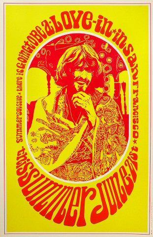 Summer Solstice Celebration Poster