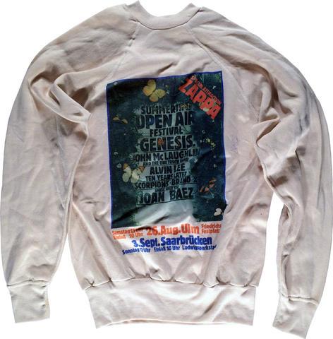 Summertime Open Air Festival Women's Vintage Sweatshirts
