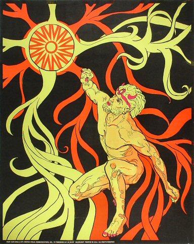 Sun King Poster