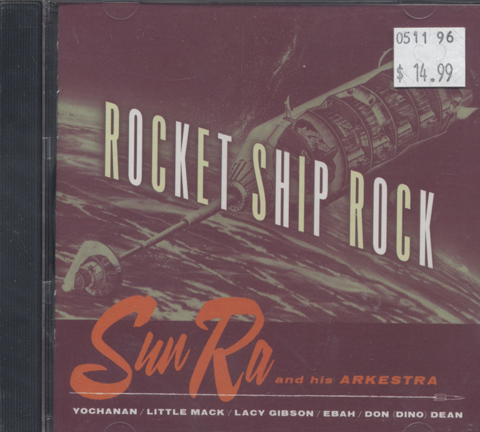 Sun Ra & His Arkestra CD