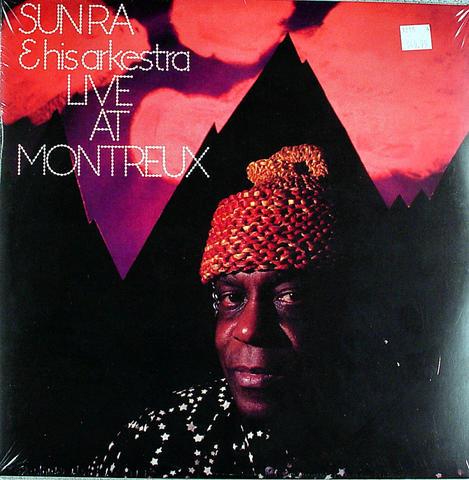 """Sun Ra & His Arkestra Vinyl 12"""" (New)"""