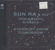 Sun Ra and His Intergalactic Arkestra CD