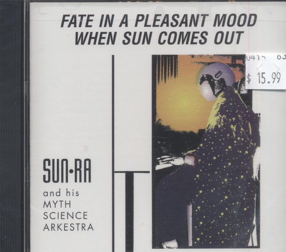 Sun Ra And His Myth Science Arkestra CD