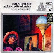 """Sun Ra And His Solar-Myth Arkestra Vinyl 12"""" (New)"""
