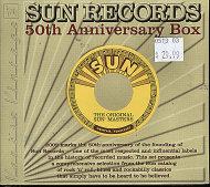 Sun Records 50th Anniversary Box CD
