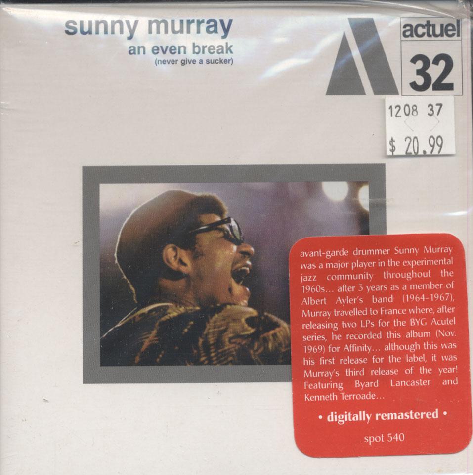 Sunny Murray CD