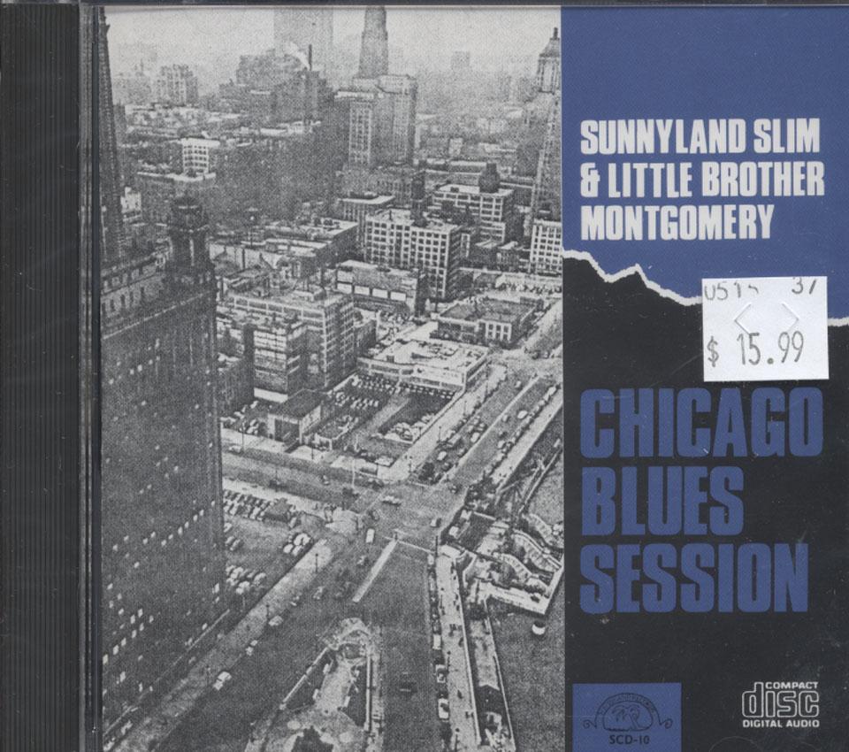 Sunnyland Slim & Little Brother Montgomery CD
