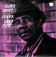 """Sunnyland Slim Vinyl 12"""" (New)"""
