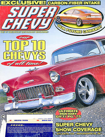 Super Chevy: December Magazine