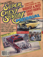 Super Chevy Sunday Collectors Item #3 Magazine