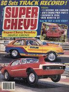 Super Chevy Vol. 17 No. 1 Magazine