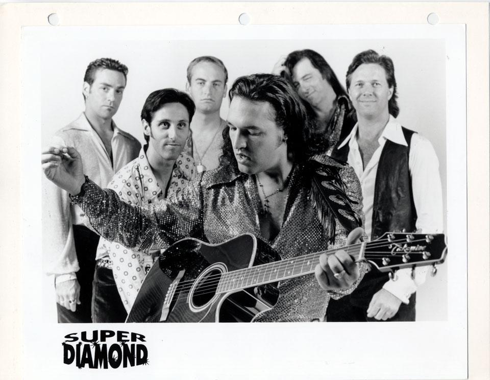 Super Diamond Promo Print