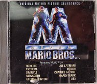 Super Mario Bros. Soundtrack CD