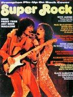 Super Rock Vol. 1 No. 1 Magazine