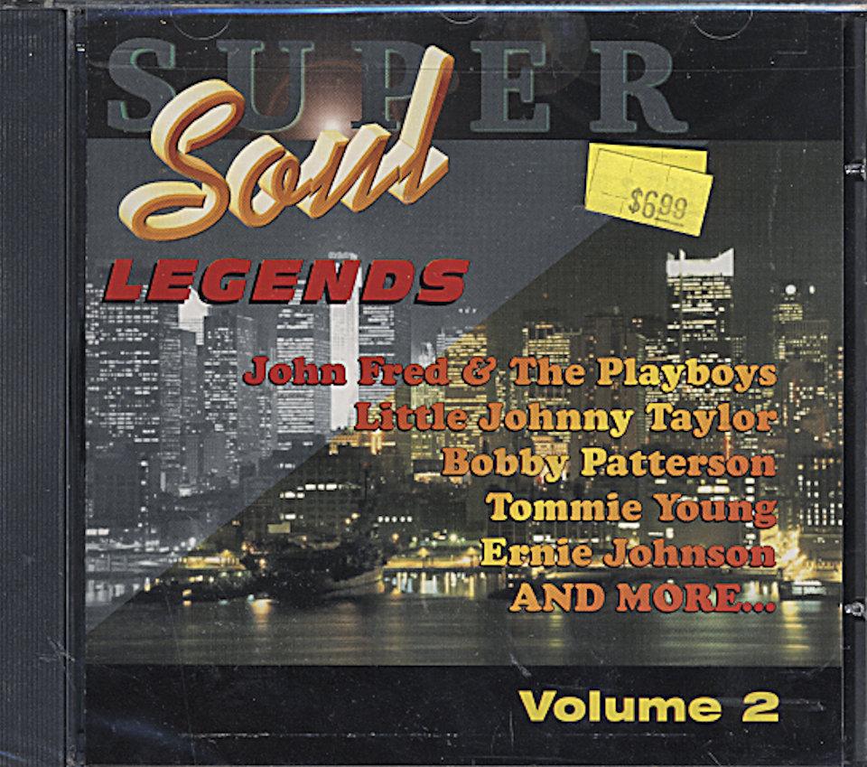 Super Soul Legends Vol. 2 CD