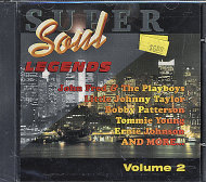 Super Soul Legends Vol. 2 CD