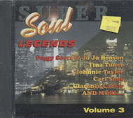 Super Soul Legends Vol. 3 CD
