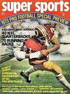 Super Sports: Pro Football Special Review Vol. 6 No. 4 Magazine