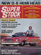 Super Stock & Drag Illustrated Vol. 11 No. 7 Magazine