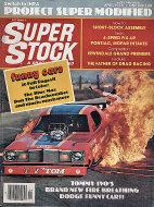Super Stock & Drag Illustrated Vol. 12 No. 5 Magazine
