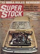 Super Stock & Drag Illustrated Vol. 8 No. 3 Magazine