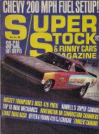 Super Stock & Funny Cars Vol. 6 No. 2 Magazine